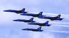 Formation (Brian Utesch (shutterBRI)) Tags: usa digital america canon photography fly nc spring unitedstates aircraft smoke jets stock flight navy northcarolina formation airshow american carolina marines blueangels usnavy usn havelock armedforces 2012 mcas fa18 carolinas umc fa18hornet cherrypoint shutterbri usnblueangels brianutesch cherrypointmcas