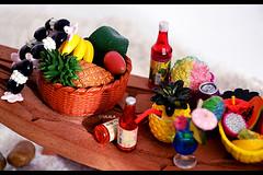 Aloha ! (Tramidepain) Tags: hawaii doll groove pullip rement diorama junplanning