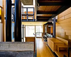 Miller House no. 046 (samuel ludwig) Tags: architecture nikon lexington kentucky ky nikkor millerhouse joseoubrerie 19871991 24mmpce