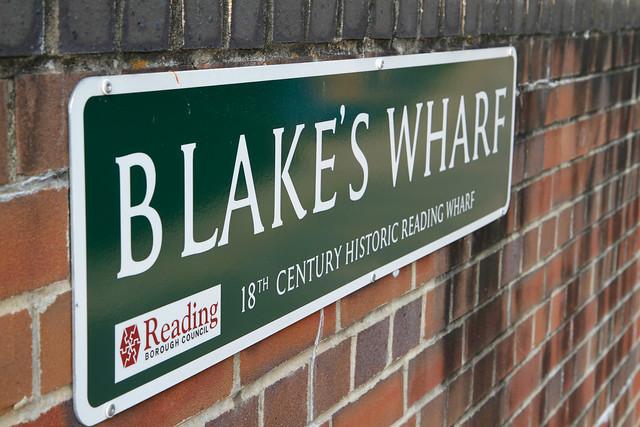 Blake's Wharf