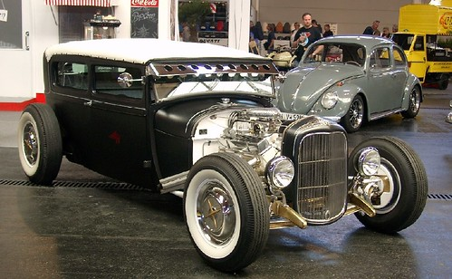Ford A hot rod