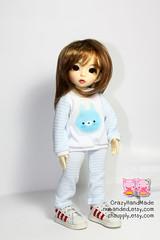 1/6 bjd outfits (nubanded) Tags: rabbit doll ange small yo tiny bjd outfits ai ante customhouse yosd littlefee