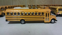 Model Kickert School Bus Company (Kickert School Bus lines) Tags: school chicago bus scale logo ic illinois model collection international ho lynwood diecast freightliner boley kickert