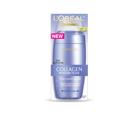 L'Oreal Paris 欧莱雅 Collagen Moisture Filler Day Lotion 胶原蛋白保湿乳液$6.49