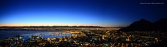 Pre-Dawn Panorama - Cape Town (Craig Pitchers) Tags: ocean africa southafrica dawn nikon capetown soc predawn tablebay westerncape straightoutofcamera d7000 nikond7000