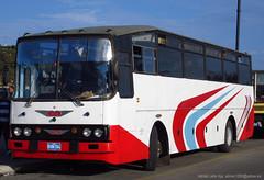 Giron Coloso BSM 184 (Adrian (Guaguas de Cuba)) Tags: bus buses volvo coach gm havana cuba malecon habana hino omnibus transporte nacionales guagua giron oldbus ikarus americanbus japanbus omnibusnacionales