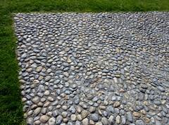 Folkestone Parade - May 2012 - Artwork by Mark Wallinger, 'Folk Stones' - Numbered Stones (Gareth1953 All Right Now) Tags: artwork promenade publicart markwallinger folkestone clifftop battleofthesomme folkstones sonydsctx5 numberedstones
