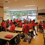 Schoolreis groep 3 t/m 6 2012