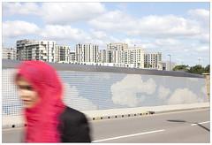 1205_Londres_027 (Clement Guillaume) Tags: street bridge cloud london art wall angel clouds design oscar unitedkingdom games jo lane londres bauer angleterre olympic nuage rue mur nazareno stratford 2012 olympique jeux royaumeuni crea grandebretagne angellane thecloudsbridge angellanebridge