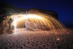 A nite of fire painting (Kartik Ramanathan) Tags: night firepainting tokina2035f28 starcircleacademy