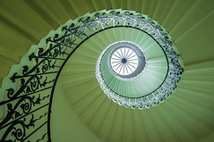 Tulip staircase (Scott Baldock Photography) Tags: park street old uk house green london station thames museum architecture stairs spiral foot pier nikon blackheath market painted hill greenwich steps o2 royal tunnel chapel palace escalera queens observatory national staircase maritime tulip maze cutty sark arsenal dlr bannister woolwich spiralstaircase lightroom queenshouse escaliers tulipstaircase charlton blackwall paintedchapel d5000