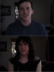 Before and After (M2F Transformations) Tags: transformation before transvestite after makeover crossdress