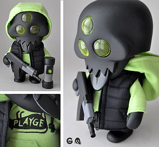 SDCC 2012 限定gohst s003 [PLAYGE] Edition