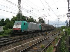 E-LOC 186 196-2(EMMERICH 16-6-2012).1 (Ronnie Venhorst) Tags: train zug 186 trein bombardier 196 traxx 2800 nmbs emmerich elok 2804 eloc baureihe goederentrein br186 volvotrein b0cargo