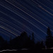 Ragged Peak Star Trails