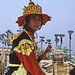 Shinbyu procession in Mandalay