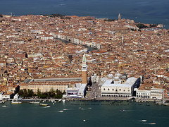 Sea of Houses (weyerdk) Tags: city italien venice sea urban italy lagune building church water cemetery architecture island design canal construction wake italia waves chiesa ripples cloister venezia convent venedig burano canale arsenale isola veneto fondamente ducdalba