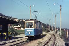 Once upon a time - Yugoslavia (Croatia) - Zagreb / Agram (railasia) Tags: croatia zagreb infra sixties yugoslavia tramstop terminus metergauge routenº21