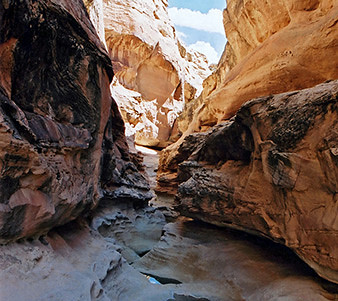Iron Wash Canyon