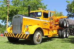 IMG_2775 (RyanP77) Tags: show california b white truck log model shiny trucker international chevy chrome r pete logger gmc peerless kw peterbilt ih kenworth cabover bullnose fruehauf