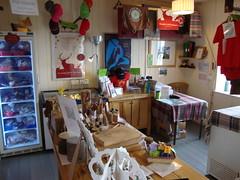 Foundation shop (Simon Varwell) Tags: knoydart inverie