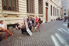 20160525-scan0032-6 (yabankazi) Tags: italy holiday vatican rome color film analog 35mm nikon italia kodak 28mm rangefinder negative titanium colesium negatif ektar colorfilm 28ti pantehon analoque