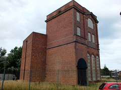 St Hilda Colliery Engine House (Lee M Wyatt) Tags: house heritage saint st mine industrial south engine coal shields hilda colliery