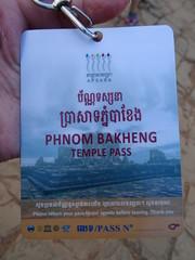 DSC01230 (LeeZhenYu) Tags: cambodia siemreap angkor phnombakheng phnom bakheng