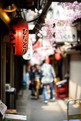 Hiru-Andon (H.H. Mahal Alysheba) Tags: street japan tokyo nikon shinjuku dof bokeh snapshot nikkor afs d800 58mmf14