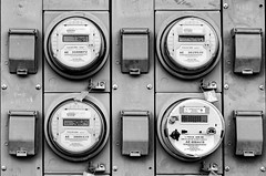 electricity matters (Kelly Rene) Tags: electricity meter