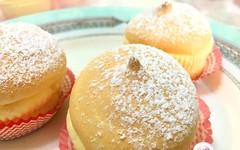 Ricetta delle tette delle monache (RicetteItalia) Tags: cucina dolci ricette