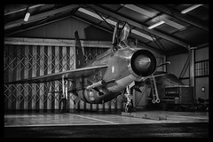 BAC Lightning F6 - 49 (mod) (NickJ 1972) Tags: night photo shoot photoshoot aviation ground nightshoot lightning lpg js proving bac 2016 f6 englishelectric britishaircraftcorporation bruntingthorpe xr728