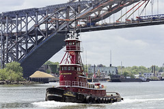 r_160519288_whcedu_a (Mitch Waxman) Tags: newyorkcity newyork newjersey tugboat statenisland mcallister bayonnebridge killvankull workingharborcommittee educationtour