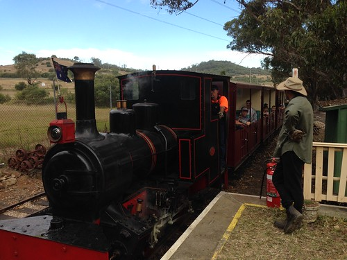 The Campbelltown Steam & Machinery Museum
