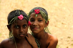 ~village beauty~ (~~ASIF~~) Tags: life girls portrait people flower girl beauty rural fun village outdoor ornaments simplicity groupshot tayra canon60d