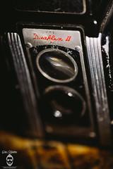 Roots (Duaflex II) (Chris Haddleton Photography) Tags: camera old macro vintage nikon kodak tamron 90mm duaflex d800 lightroom strobist vsco