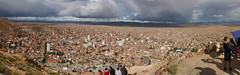 Nos vemos Oruro (Chachino) Tags: travel america canon landscape bolivia panoramic latinoamerica sity oruro phototravel