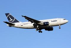 YR-LCB (JBoulin94) Tags: yrlcb tarom romanian airline airbus a310 andrews afb airforcebase adw kadw maryland md john boulin