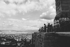 Athens (eleflores) Tags: blackandwhite history athens greece grecia atenas partenon monumentos historia templo columnas griegos antiguagrecia