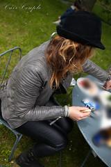 elle249 (Cuir Couple) Tags: leather bondage skirt bdsm master jacket jupe mistress veste leder matre pant pantalon cuero cuir hosen cravache maitresse martinet cuissardes
