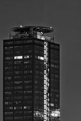 Nocturnal (drugodragodiego) Tags: city blackandwhite bw italy architecture skyscraper buildings blackwhite nocturnal pentax nightscene grattacielo brescia lombardia biancoenero crystalpalace notturno k3 brescia2 pentaxda60250mm smcpentaxda60250mmf4edifsdm pentaxk3