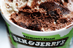 Macro Mondays #Cold (sarahellenspringer) Tags: cold dessert yummy chocolate frozenyogurt macromondays