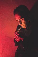 Street Punks (ShannonElisabeth) Tags: lighting light shadow red portrait people face night lite humboldt nikon raw shadows photoshoot smoke norcal lit dslr redlight humboldtcounty portraitphotography rawimage weownthenight d5500 nikonphotographer nikonphotography shootraw nikond5500