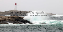 Peggy's Cove Lighthouse 6128 (intricate_imagery-Jack F Schultz) Tags: canada novascotia peggyscove bigwaves stormyweather atlanticprovinces peggyscovelighthouse jackschultzphotography intricateimageryphotography