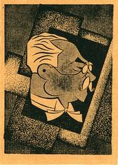 Alexandru Vaida-Voevod (NiceBastard) Tags: politik romania caricature politician karikatur roumanie politiker rumnien alexandruvaidavoevod dralese