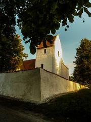 . (S_Artur_M) Tags: skne schweden sverige travel kirche church panasonic lumix tz10 reise al christianity