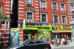 East 9th Street (ShellyS) Tags: nyc newyorkcity manhattan buildings streets wallart murals eastvillage