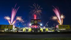 (302) Mapfre Stadium // Columbus, Ohio (Kyle Beecher Media) Tags: columbus ohio game skyline fireworks soccer crew