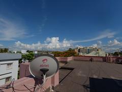 wideview at 16mm (Nitya..) Tags: sky sun noon manual 16mm starburst infinityfocus liveview tokina1116 nikond750