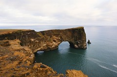 46 Dyrhlaey, Iceland, 2000 August (tango-) Tags: island iceland islandia islanda dyrhlaey 2000august  izlanda favescontestwinner tiberiofrascari